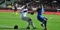 Diagnedan Alanyasporlu futbolcuya çirkin saldırı