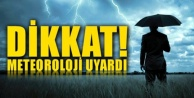 Dikkat! Meteorolojiden bugün için yeni uyarı geldi