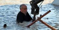 Ekmek teknesi için ölümüne mücadele verdi