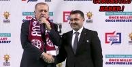 Erdoğan: Alanya#039;da Adem Murat Yücel#039;i destekliyoruz