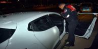 Polisin yaptığı uygulamada 47 araç sürücüsü cezalandırıldı