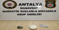 Polisten uyuşturucu operasyonu: 1 tutuklu