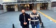 Sahte kimlikle yakalanan cinayet zanlısı Alanya Cezaevi#039;nde