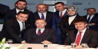 Toklu ve Türkdoğan'dan ortak paylaşım