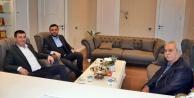 Türkdoğandan ve Tokluya ittifak ziyareti
