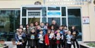 Ünlü yazar Alanyalı çocuklarla buluştu