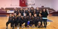 Belediyespor#039;un #039;Yıldız Kızlar#039;ı finalde
