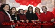 Alanya'da Cumhur İttifakı'nın Kadınları ortak ofis açtı