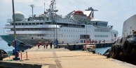 Alanya'ya bu yıl turistler denizden gelecek
