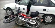 Alanyada 3 kişi motosiklete binerek dehşet saçtı!