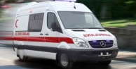 Alanyada feci kaza: 1 yaralı