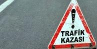 Alanyada korkutan kaza: 3 kişi yaralandı!