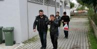 Alanya'da polisten uyuşturucu darbesine 2 tutuklama