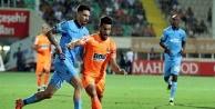 Alanyaspor Trabzon maçının ilk 11#039;i açıklandı