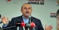 Bakan Çavuşoğlu çiftçinin yüreğine su serpti