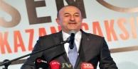 Bakan Çavuşoğlu#039;ndan ittifak açıklaması