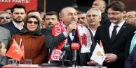 Çavuşoğlu: Cumhur İttifakı#039;na ihanet edenler bunun bedelini öder