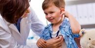 Çocuklarda göğüs ağrısına dikkat!