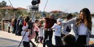 Balık tutmanın keyfini Expo#039;da yaşadılar