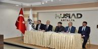 MÜSİAD#039;dan üyelerine bilgilendirme toplantısı