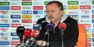 Sergen Yalçın Galatasaray maçını yorumladı