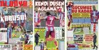 Trabzon gazetelerinde Alanya maçı yorumu