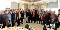Yücel AK Partili kadınlarla buluştu