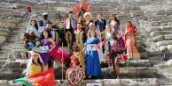 32 ülkenin güzeli burada toplandı