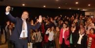 Alanya Belediyesinden ayakta alkışlanan seminer