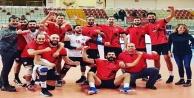Alanya Belediyespor Play Off'da