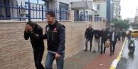 Alanya#039;da dev operasyon: 15 gözaltı, 1 kişi aranıyor!