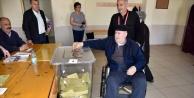 Alanyada engelli bireyler seçim günü evlerinden alınacak