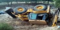 Alanyada korkunç kaza! 1 kişi ağır yaralandı