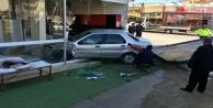 Komşuda akıl almaz kaza: 1 kişi yaralandı!