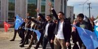 ALKÜlü genç bozkurtlar Nevruzu kutladı