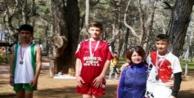 Atletizmde  il birincisi Alanya'dan