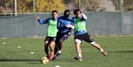 Aytemiz Alanyaspor#039;da Bursaspor maçı hazırlıkları