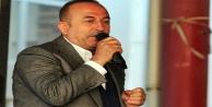 """Bakan Çavuşoğlu: """"CHP'de Deniz Baykal dönemini özlüyorum"""""""