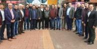 Berberoğlu ve ekibinden Yücel#039;e tam destek