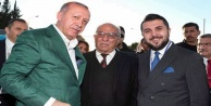 Erdoğan#039;dan baba Çavuşoğlu#039;na yakın ilgi