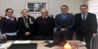 Hayate Hanım#039;ın öğretmenleri konseyi ziyaret etti