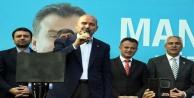 İçişleri Bakanı Soylu Manavgatta seçim ofisi açtı