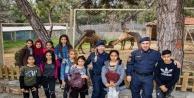 Jandarmadan çocukları mutlu eden proje
