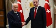 Önce Erdoğan, sonra Bahçeli geliyor