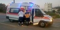 Otomobille ticari araç çarpıştı: 3 kişi yaralandı!