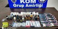 Polisten elektronik sigara baskını!