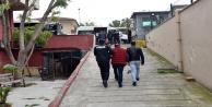81 ilde eş zamanlı yapılan operasyonda Antalya#039;dan 105 şahıs yakalandı