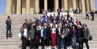 ADD Alanyadan Anıtkabir ziyareti