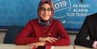 Alanya Ak Parti#039;de istifa şoku