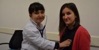 Alanya#039;da çocuklar gülümsedi hayat güzelleşti